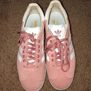 Adidas Gazelle Suede Mauve Shoes